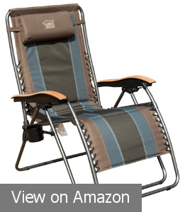 Timber Ridge - runner up lounge chair