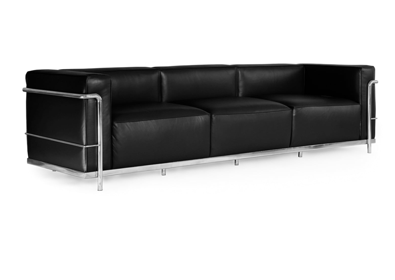 le corbusier sofa replica knightsbridge tufted scroll arm chesterfield by signal hills reproduction lc3 furnishplus