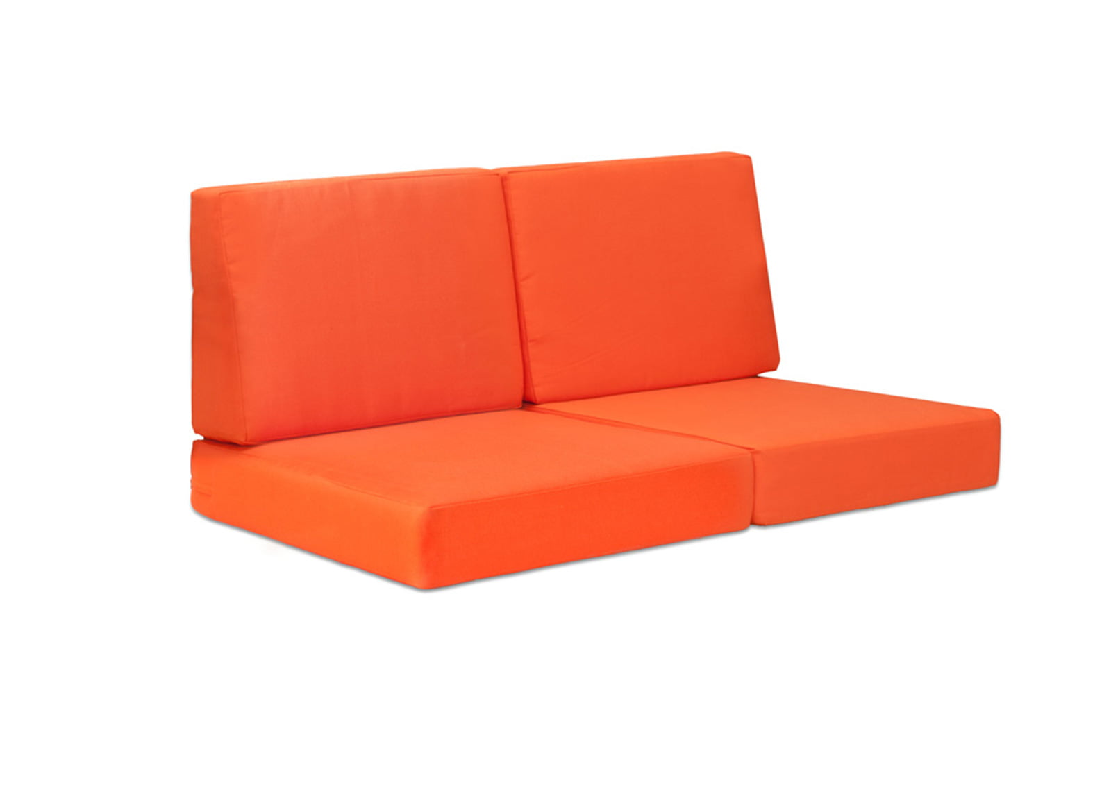 orange color sofa diy sleeper cosmopolitan cushions furnishplus