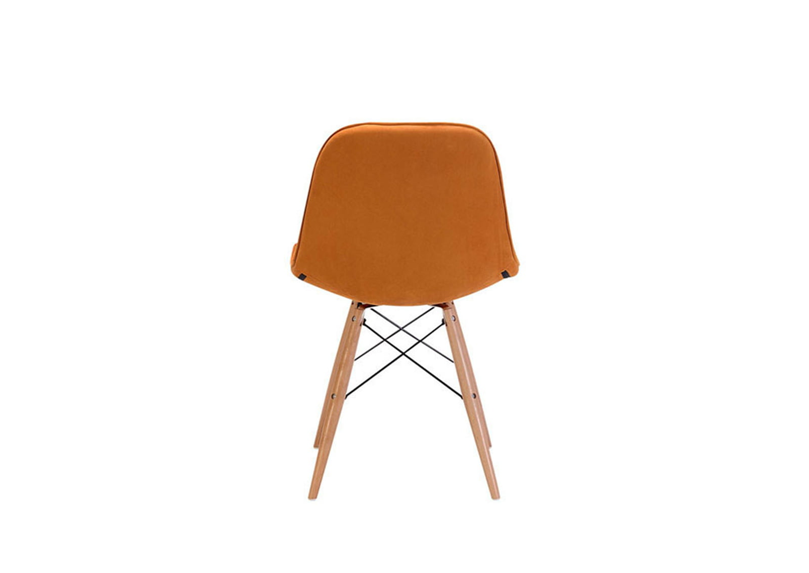 Probability Dining Chair Orange  FurnishPlus