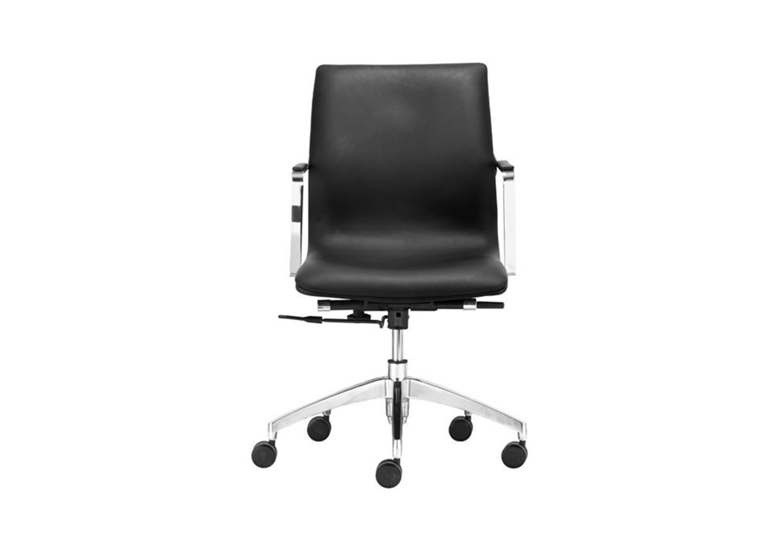chair back covers for office chairs wheelchair guy that died herald low black furnishplus