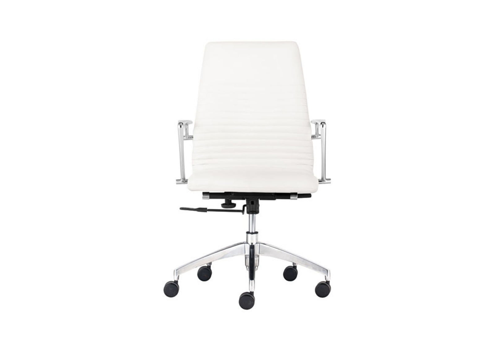 low back office chair your covers inc. sun valley ca 91352 lion white furnishplus