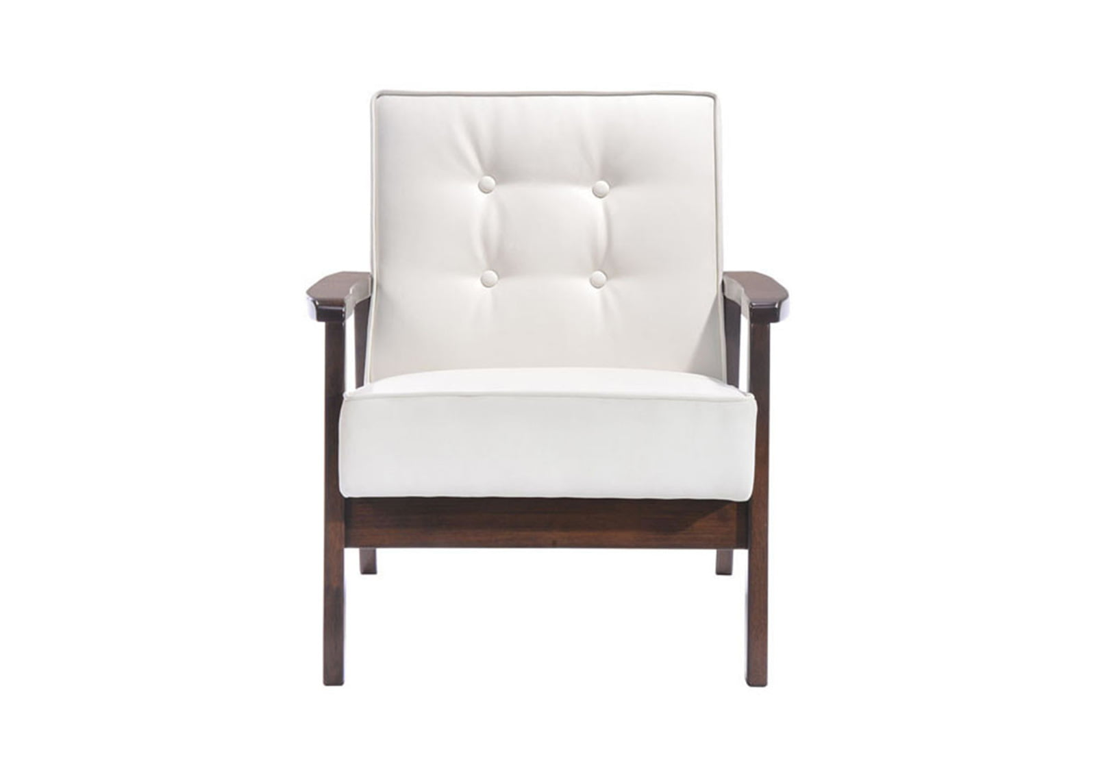 White Arm Chairs Aventura Arm Chair White Furnishplus