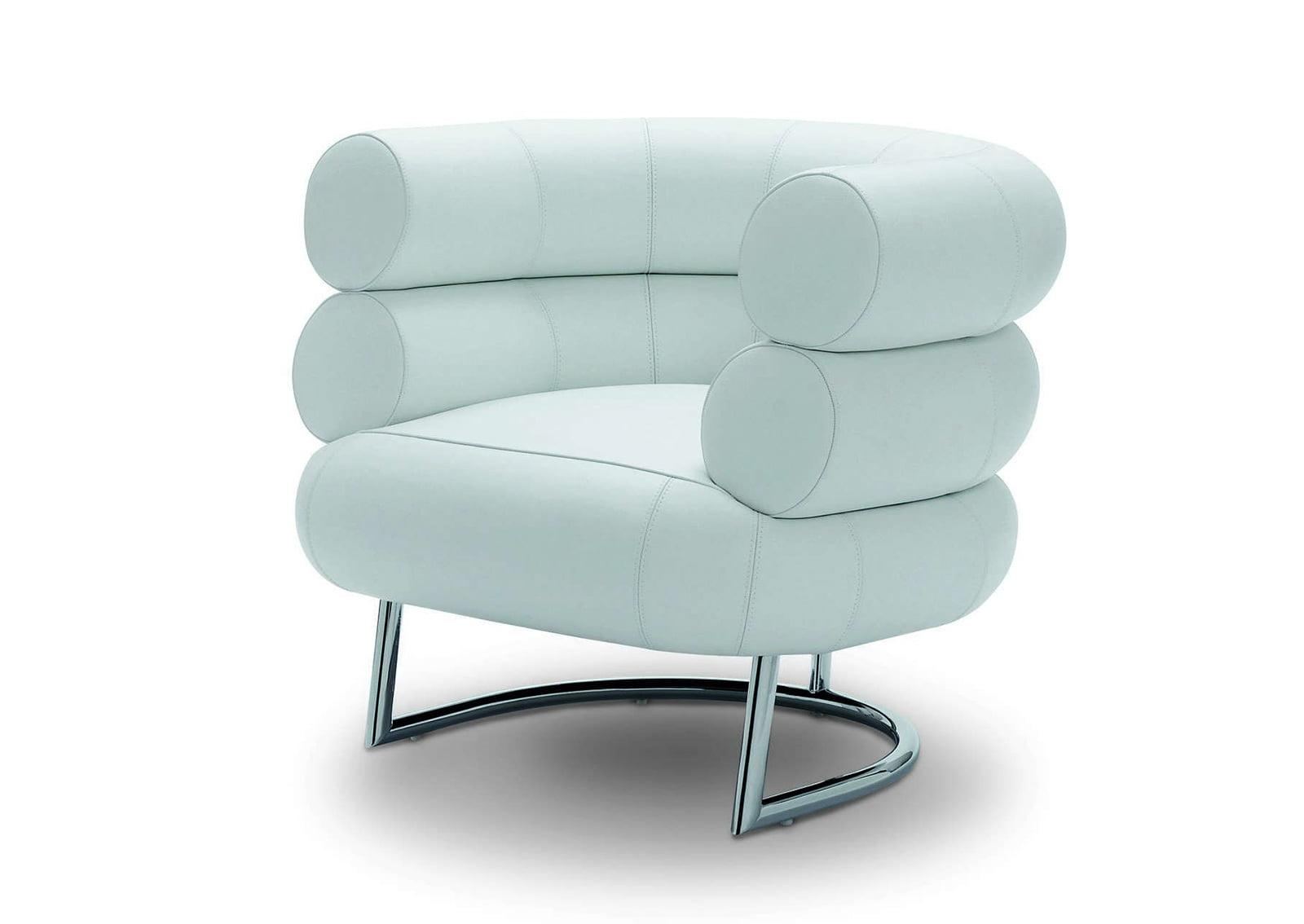 Eileen Gray Bibendum Chair  Eileen Gray Style  FurnishPlus