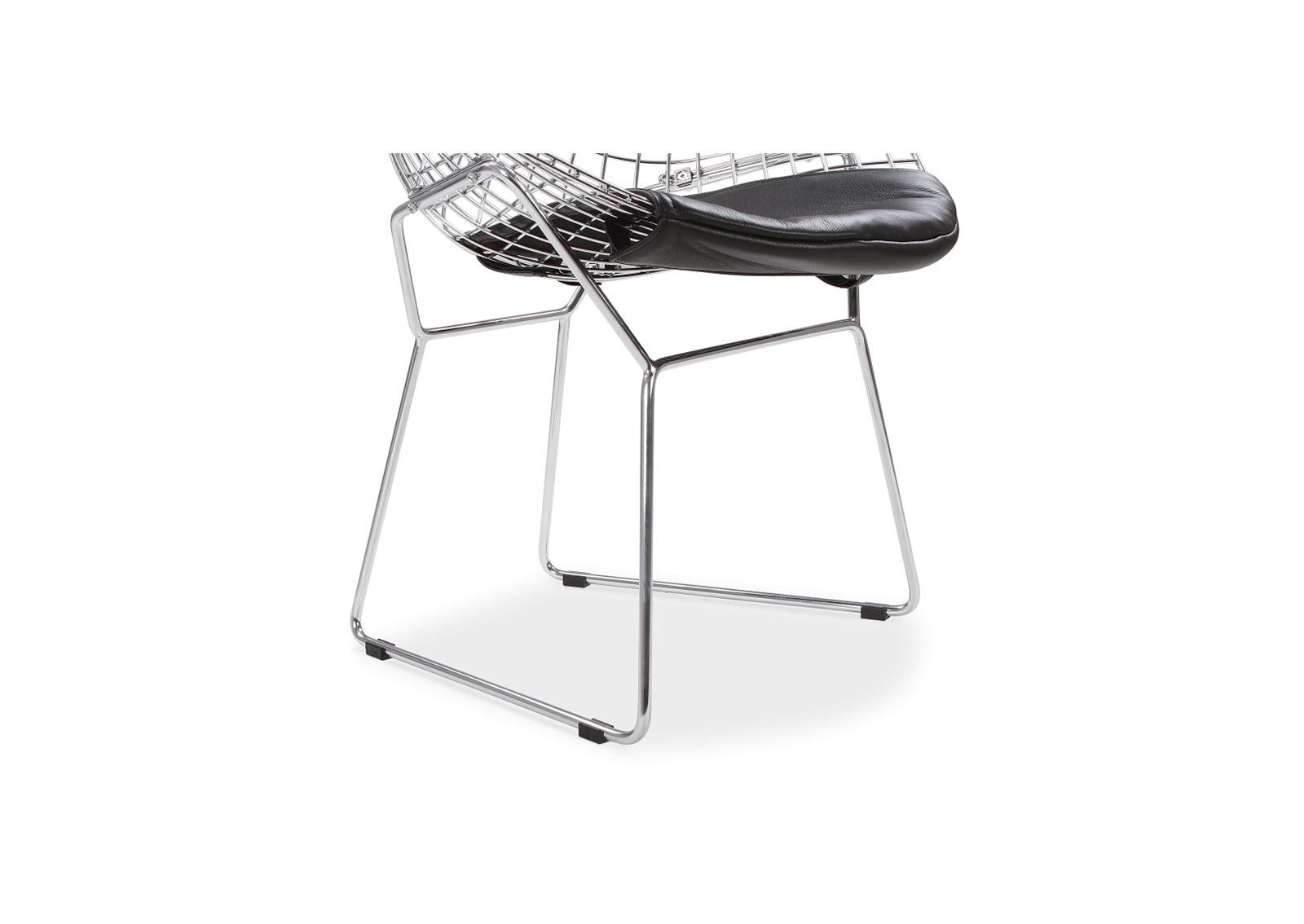 bertoia style chair kd smart battery harry mid century modern furniture
