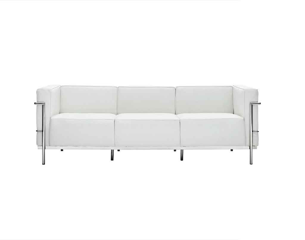 le corbusier sofa replica vitra sofas uk reproduction lc3 1 furnishplus