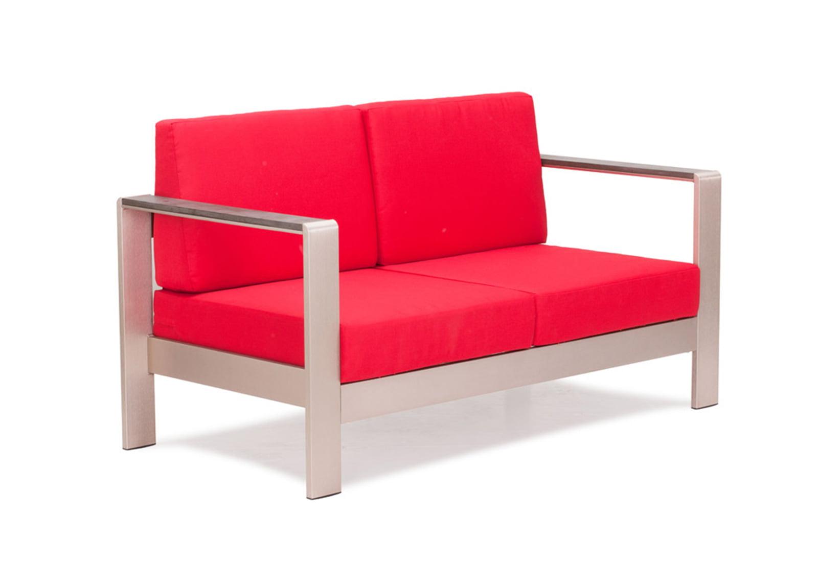 cosmo sofa classic sofas cosmopolitan cushions red furnishplus