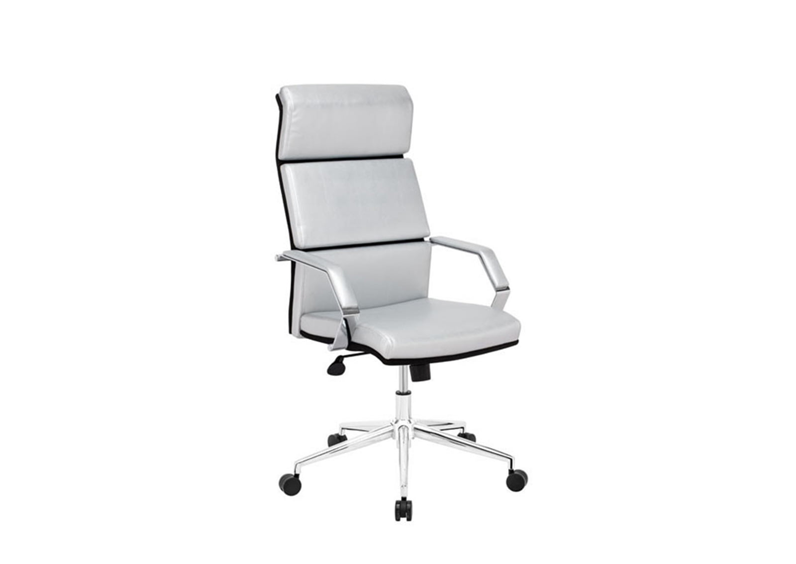 ergonomic chair pros office with lumbar support lider pro silver furnishplus