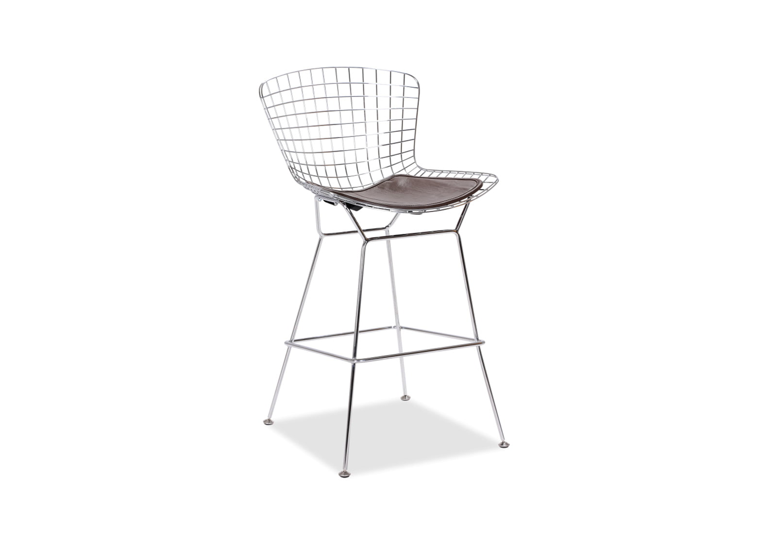 bertoia style chair white covers and tablecloth rentals harry counter furnishplus