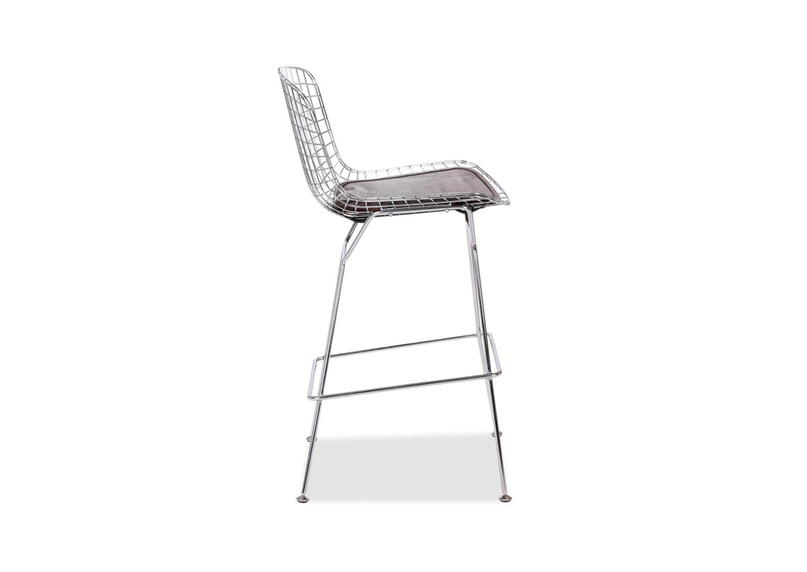 bertoia style chair wedding covers warrington harry counter furnishplus