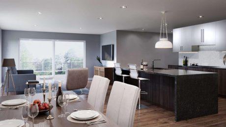 living dining room