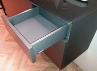Scavolini. Hanging bathroom cabinet