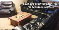 Care and Maintenance Tips for Leather Furniture
