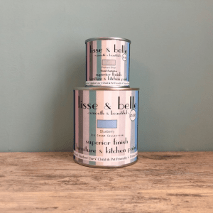 125ml Lisse & Belle superior finish furniture & kitchen paint