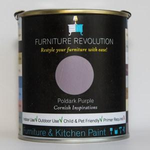 Furniture Revolution – Superior Finish – Furniture & Kitchen Paint – Poldark Purple