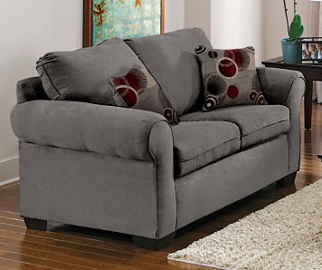 Living Rooms  |  The Mystic Collection  |  Loveseat