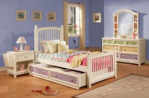 Girls Bedroom Set From The RoomPlace