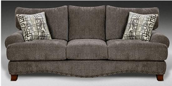 Zora fabric sofa