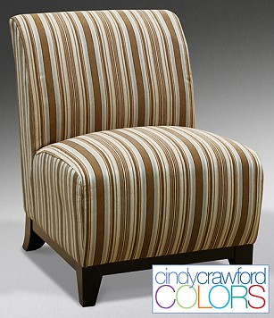 The Metropolis Peat Collection  |  Accent Chair