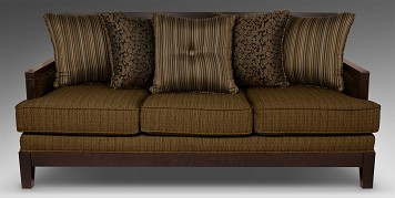 Living Rooms  |  The Rado II Collection  |  Sofa