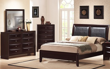 The Tango Collection  |  5 Pc. King Bedroom plus Free Chest