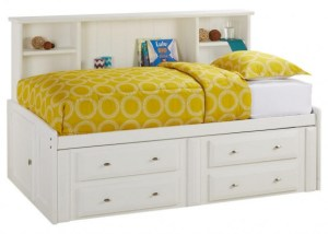 TRP Catalina Bed White