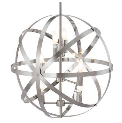 Chronos Ceiling Lamp From The RoomPlace