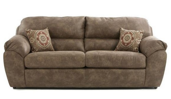 Blair Brown Sleeper Sofa From The RoomPlace