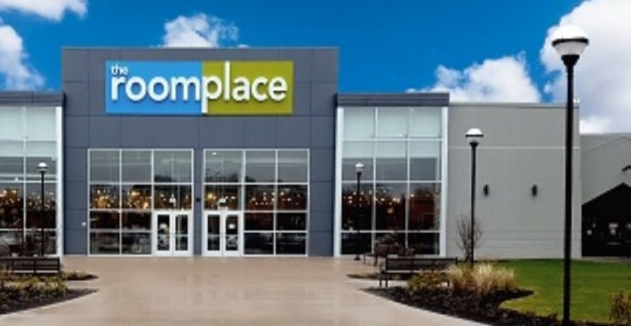 Featured Image: Storefront of New Gurnee, Illinois Location for The RoomPlace