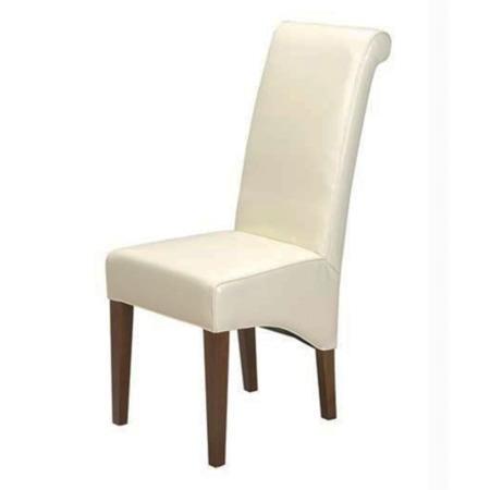 cream upholstered dining chairs wedding chair covers newport heritage furniture uk laguna sheesham pair