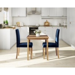 Light Kitchen Table Fauct New Haven Small Space Saving Square Dining Oak