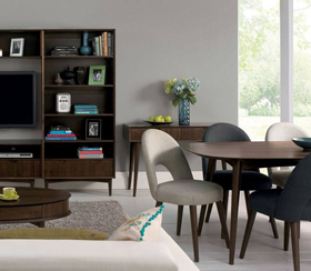 walnut furniture living room lazy boy pictures collections 123 indulgent pieces for a luxurious solid wood