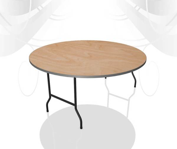 5ft Dining Table - Furniture4events