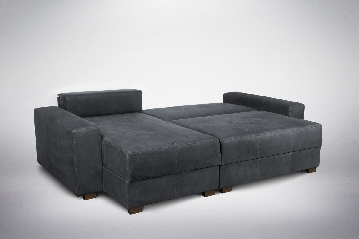 corner sofa bed roma grey rattan and coffee table set 39mocca 39 dark gusto 08 upholstered
