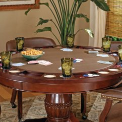 Poker Chairs With Casters What Are Adirondack The Ultimate Game Room: Table Sets | Furniture Accessories