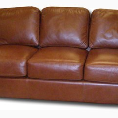 Albany Leather Sofa Daybed Frame Furniture And Things Sale