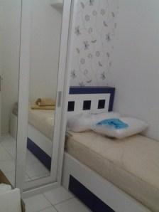 Paket Murah Interior Apartemen Full Furnish Silver Rp 44