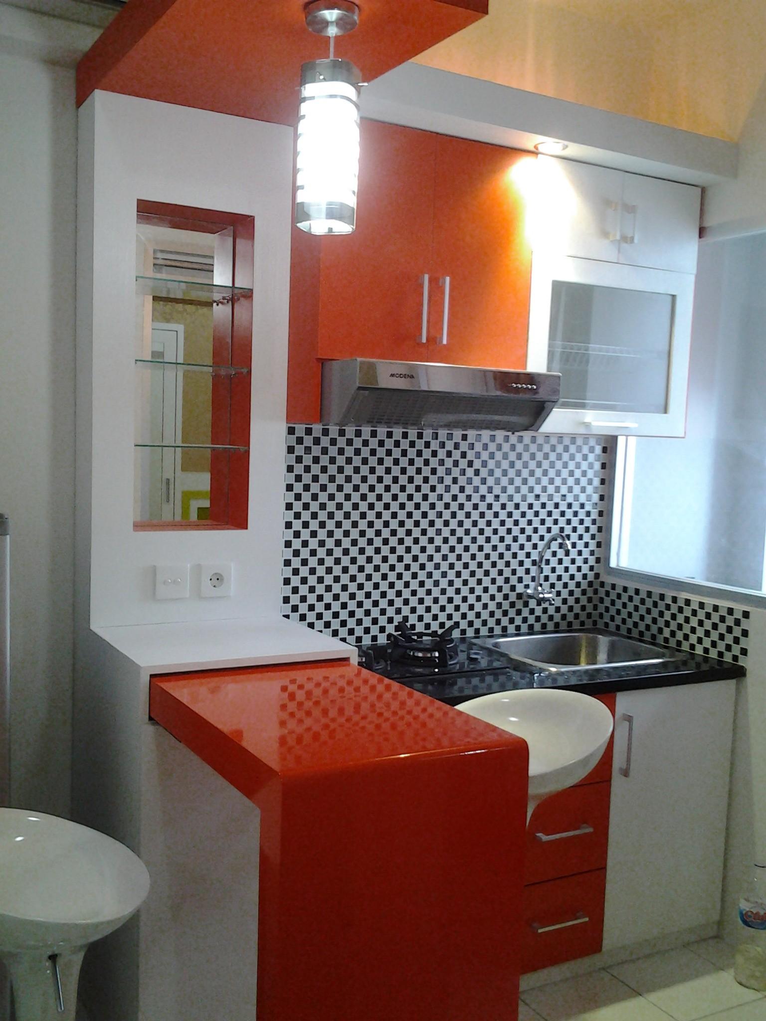 Paket Murah Interior Apartemen Studio Hanya 28Jutaan  Djaya Dwipa Furniture