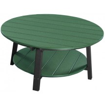 Outdoor Poly Deluxe Conversation Coffee Table