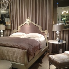 Hickory Chair Furniture Beds Covering A Wingback Made By Bedroom Oct 2012 Showroom 212