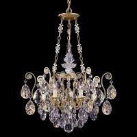 Renaissance 3786 Modern Crystal Chandelier for Dining Room ...