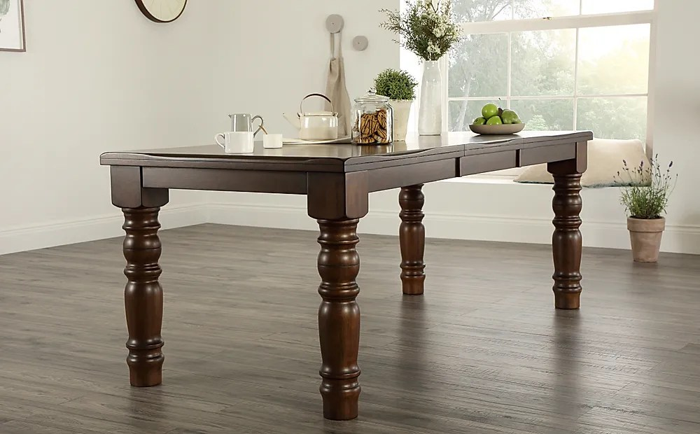 Hampshire Walnut Extending Dining Table 150-200cm Only £