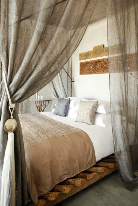 How to Make Your Bedroom a Peaceful Place  Furniture