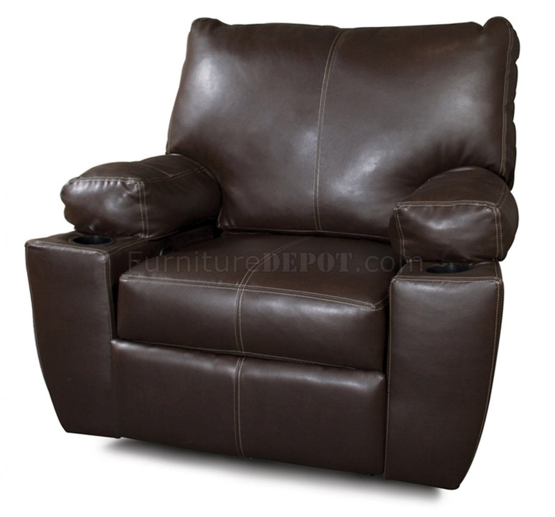 Aztec Chair Ar4843 163 Rocker Recliner In Aztec Mahogany By Chelsea