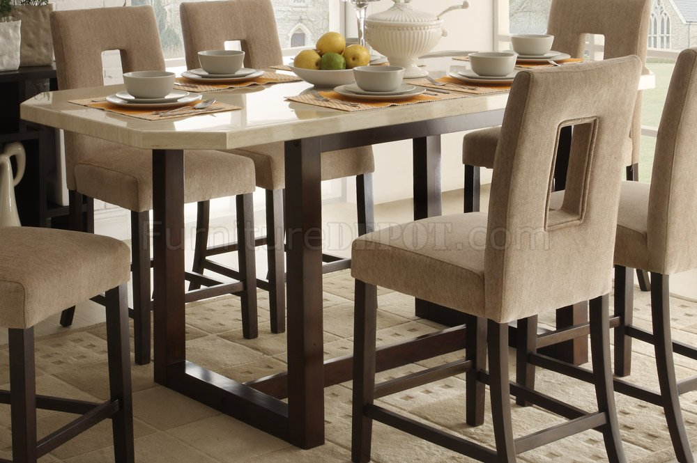 Reiss 3271-36 Counter Height Dining Table By Homelegance