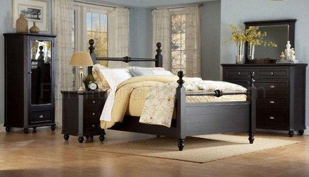 cottage bedroom casual casegoods optional