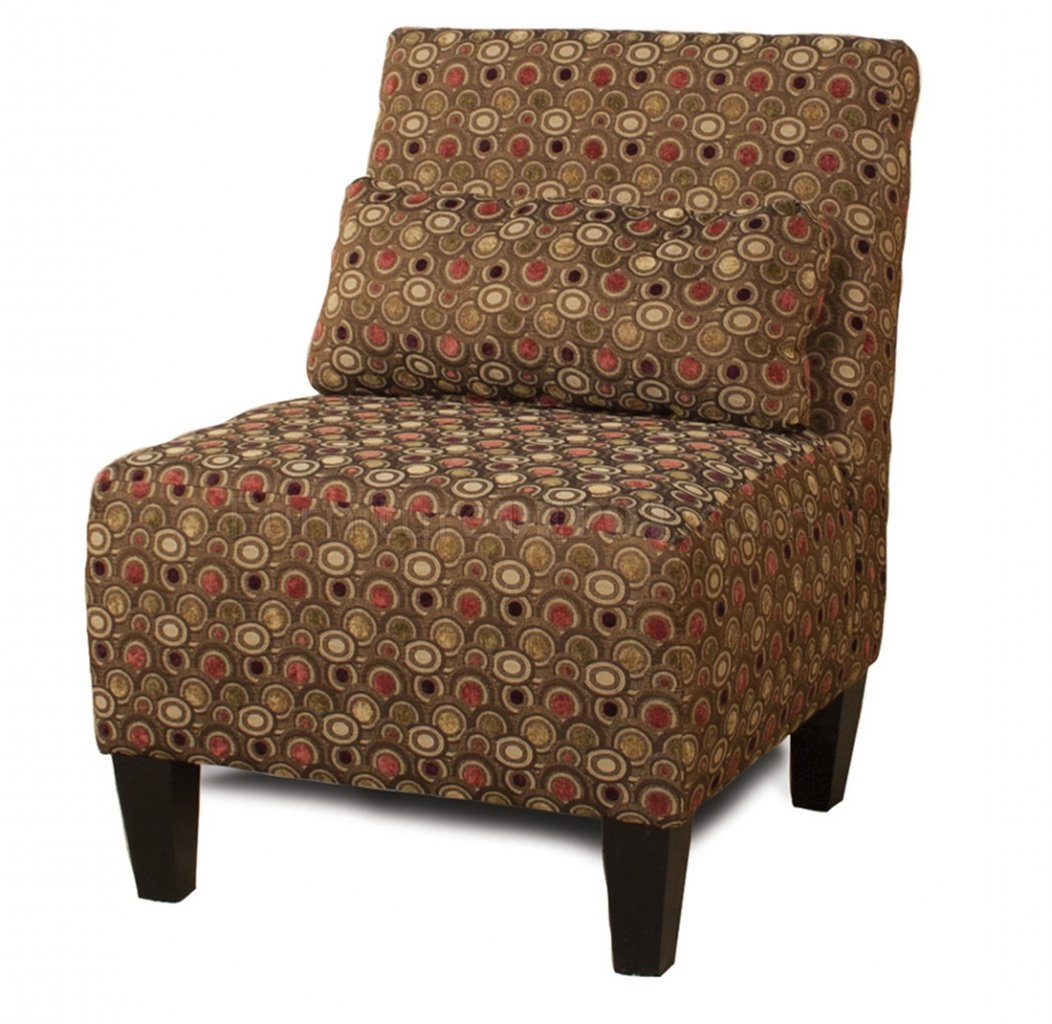 Armless Accent Chairs 330 875 Armless Accent Chair By Chelsea Home Furniture