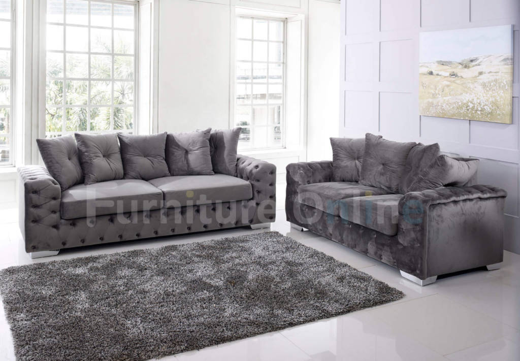 Lounge Couch Ashton 3+2 Sofa Set | Furniture Direct Online