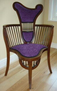 Funky Antique & Vintage Chairs by Furniture Divas