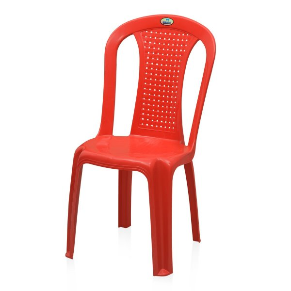 nilkamal plastic chair without arm
